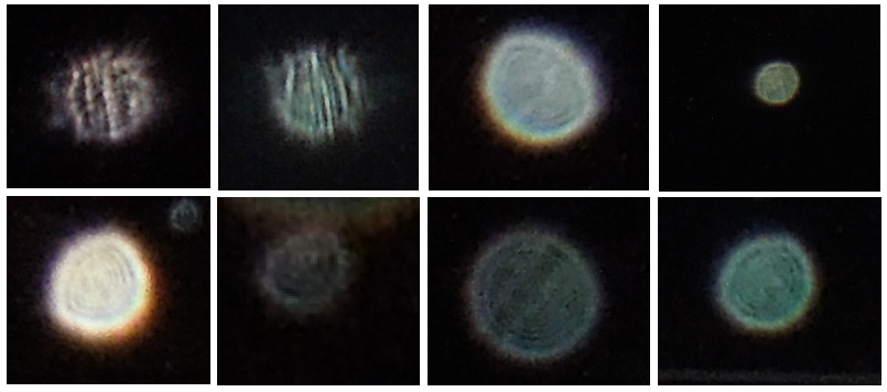 imagenes de orbes extraños